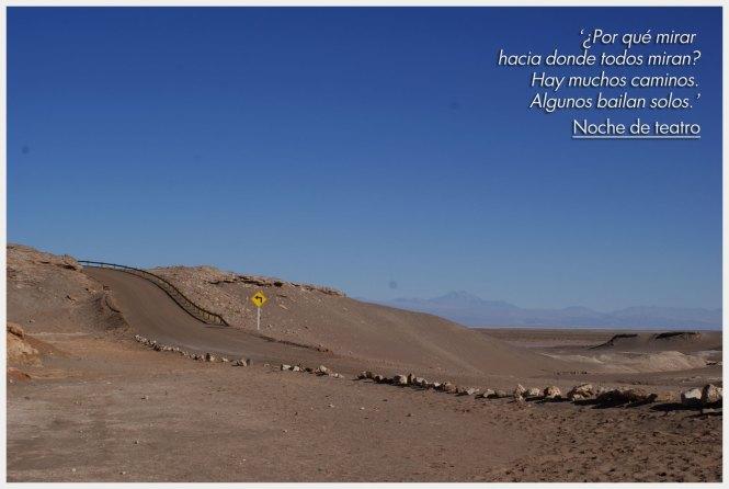 Nostalgia versus yo - Atacama