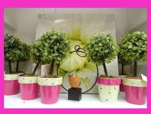 Pink Spring Display