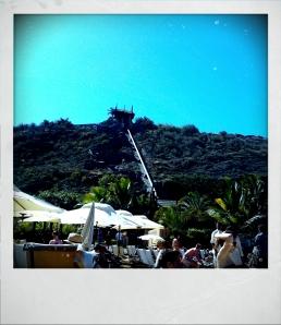 Tenerife Abama hotel beach