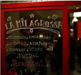 Milagrossa barcelona