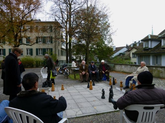 Zurich chess