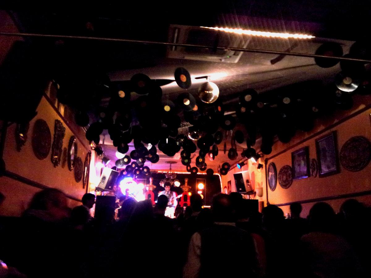Alfa bar the seihos barcelona