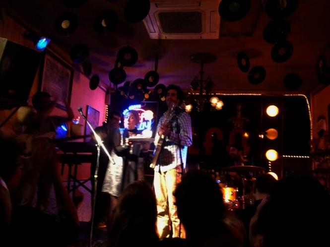 The seihos alfa bar barcelona