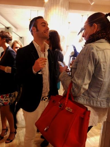 Hello, Hermès bag!