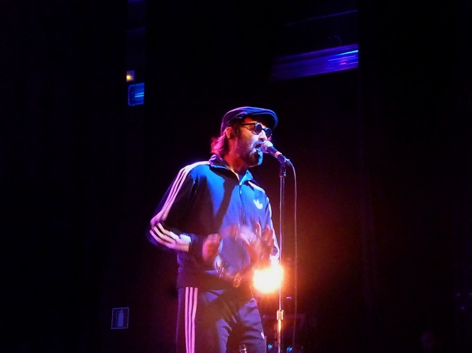 mark oliver everett barcelona 2013