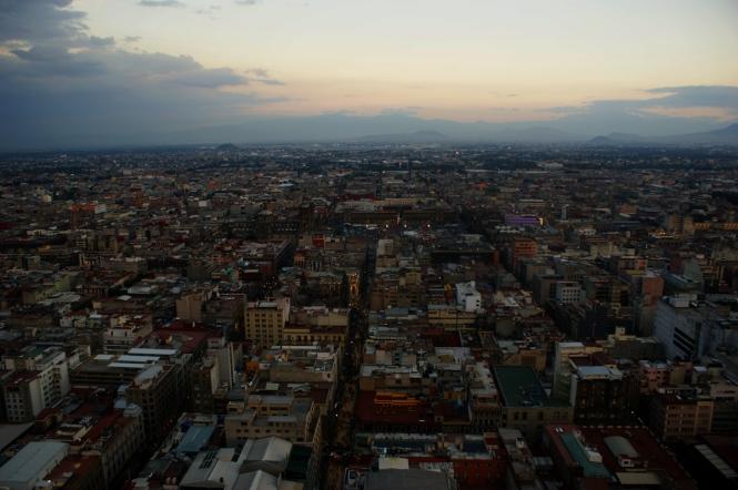 mexico city views