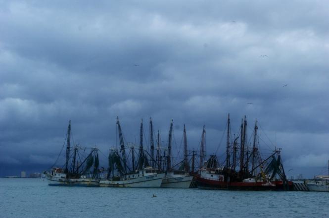 puerto de cancún harbor mexico