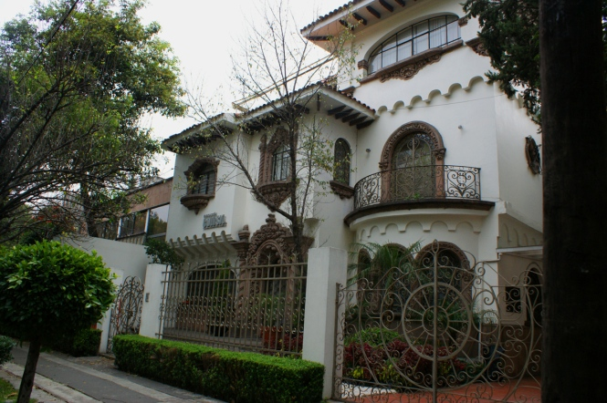 house in polanco mexico city
