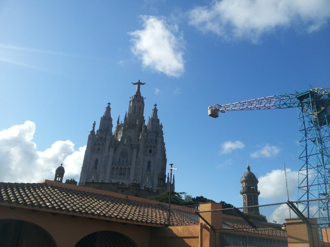 Expiatory Church of the Sacred Heart of Jesus Tibidabo