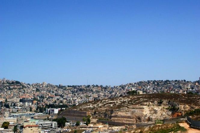 Israel nazaret views