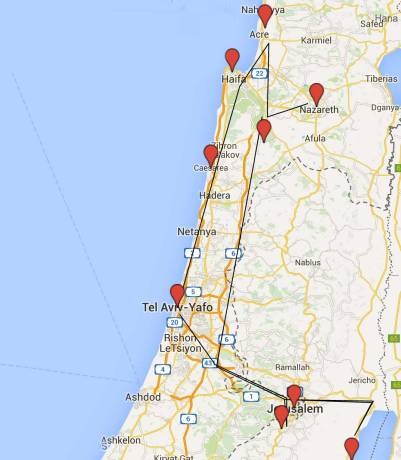 Israel-tour-Summer-2015-2