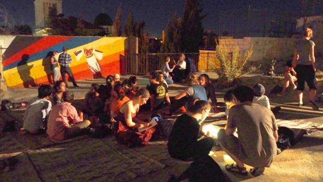 interfaith iftar jerusalem art ramadan