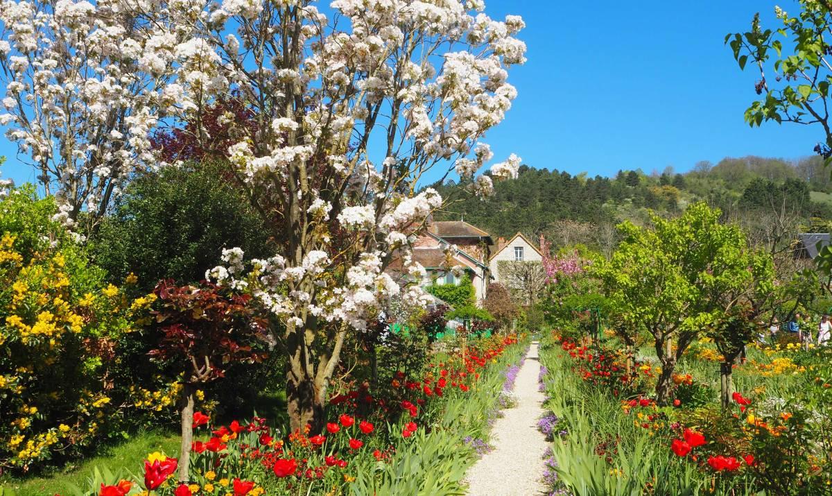 jardin monet garden giverny